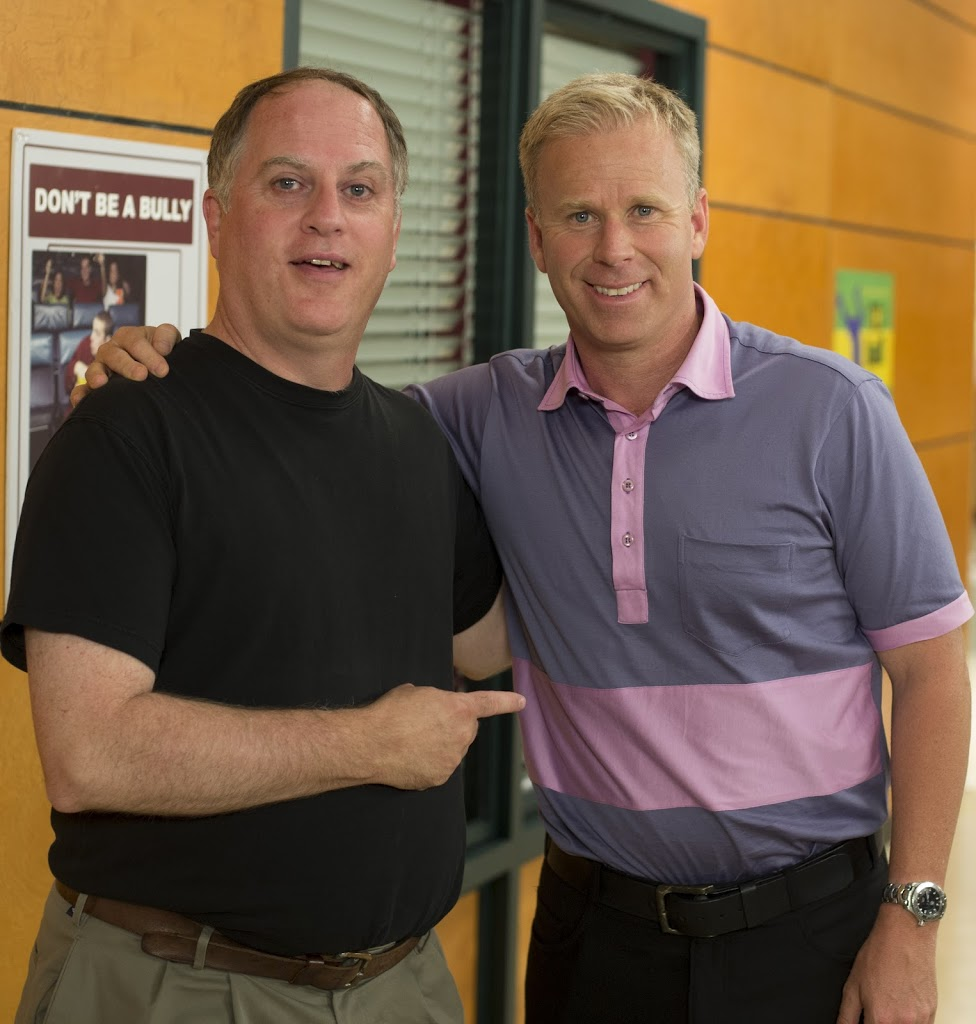 On Location In Halifax With Mr. D's Gerry Dee