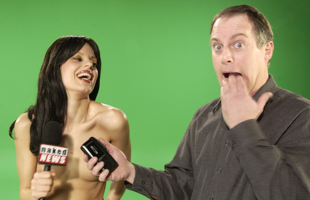 Naked news canadian television