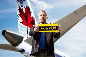 CTV - Jon Montgomery, Host of CTV's THE AMAZING RACE CANADA