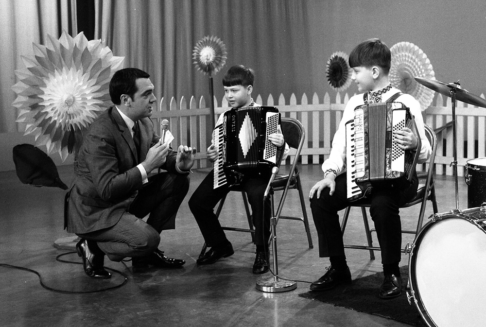 Tiny Talent Time BTS May 1970