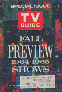 TVGuide_1964_Fall_Preview_Cover