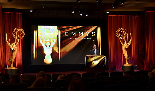 67th Primetime Emmy Awards Nominations