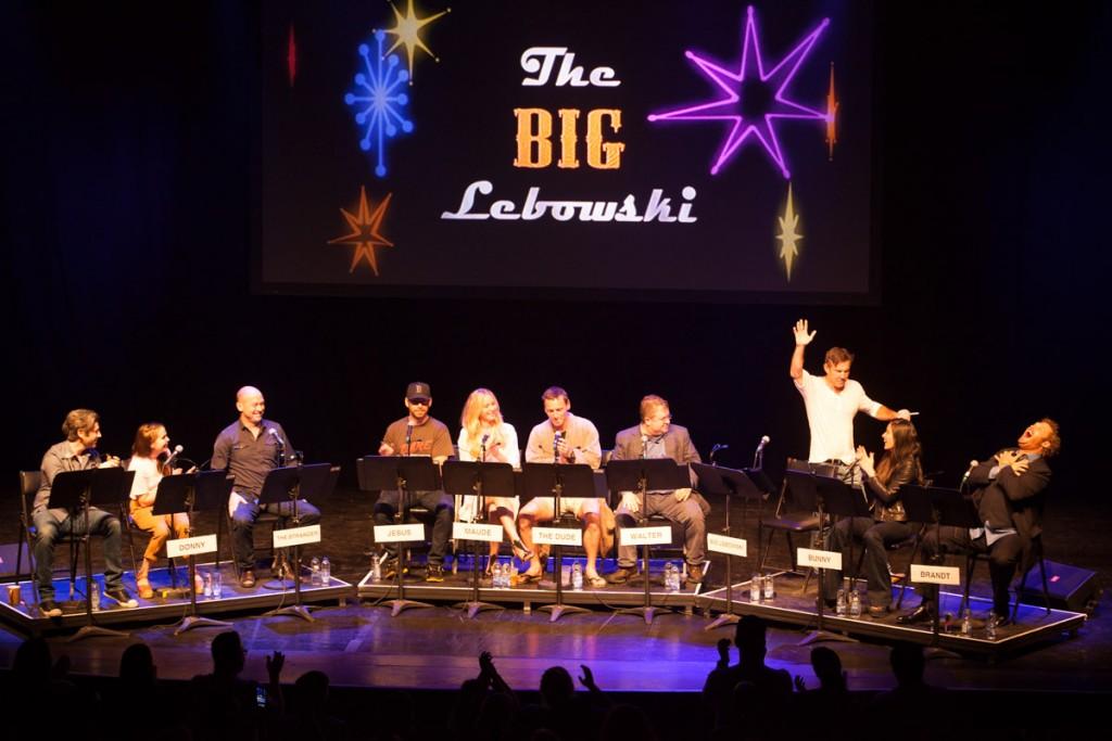 JFL2015 Live Read Big Lebowski-7164
