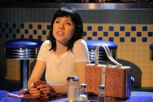 GREASE: LIVE: Carly Rae Jepsen rehearses for GREASE: LIVE airing LIVE Sunday, Jan. 31, 2016 (7:00-10:00 PM ET live/PT tape-delayed), on FOX. Cr: Kevin Estrada/FOX