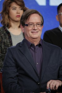 "NBCUNIVERSAL EVENTS -- NBCUniversal Press Tour, January 2016 -- NBC's ""Superstore"" Session -- Pictured: Mark McKinney -- (Photo by: Chris Haston/NBCUniversal)"