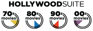 Hollywood Suite 4 Channel Logo