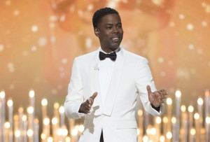 THE OSCARS(r) - THEATRE - The 88th Oscars, held on Sunday, February 28, at the Dolby Theatre(r) at Hollywood & Highland Center(r) in Hollywood, are televised live by the ABC Television Network at 7 p.m. EST/4 p.m. PST. (ABC/Image Group LA) CHRIS ROCK