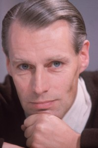 1965: 60s pop music producer George Martin, known as the fifth Beatle. He also worked with Cilla Black, Gerry & the Pacemakers, the Action and Billy J Kramer and set up his own studio, AIR London in 1965. (Photo by Hulton Archive/Getty Images)
