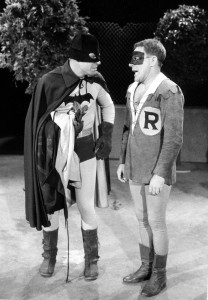 Nightcap Batman and Robin (Terry)