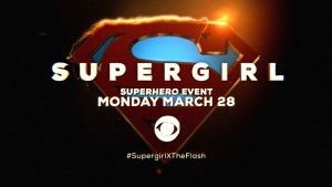 """Worlds Finest"" -- Kara gains a new ally when the lightning-fast superhero The Flash (Grant Gustin) suddenly appears from an alternate universe and helps Kara battle Siobhan, aka Silver Banshee, and Livewire in exchange for her help in finding a way to return him home, on SUPERGIRL, Monday, March 28 (8:00-9:00 PM, ET/PT) on the CBS Television Network.  Grant Gustin crosses over as The Flash. © 2015 WBEI. All rights reserved."