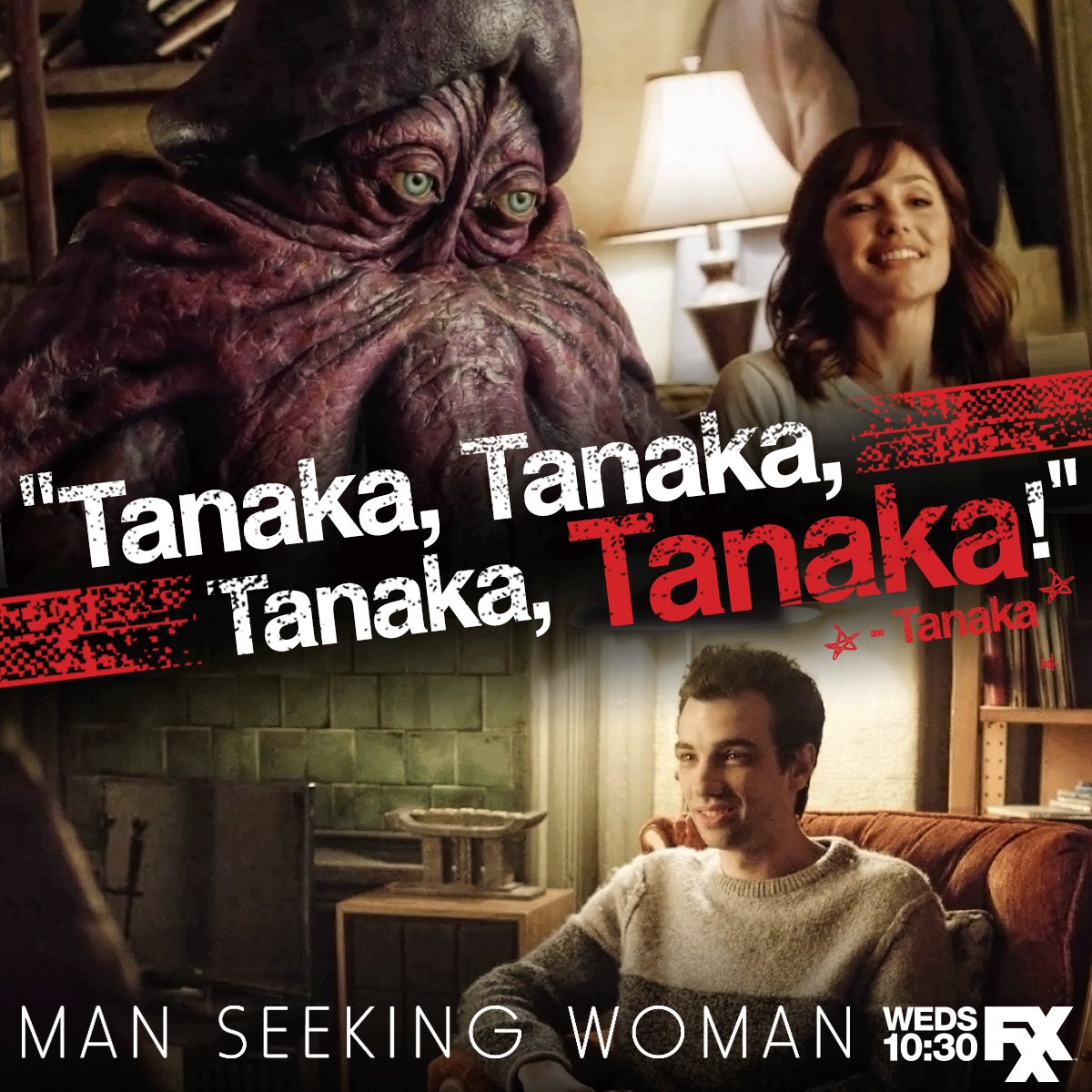 Man seeking women season1