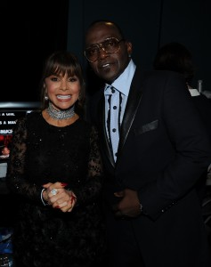 AMERICAN IDOL: American Idol judges Paula Abdul and Randy Jackson behind the scenes during the AMERICAN IDOL Finale airing Thursday, April 7 (8:00-10:06 PM ET Live/PT tape-delayed) on FOX. © 2016 FOX Broadcasting Co. Cr: Frank Micelotta/FOX