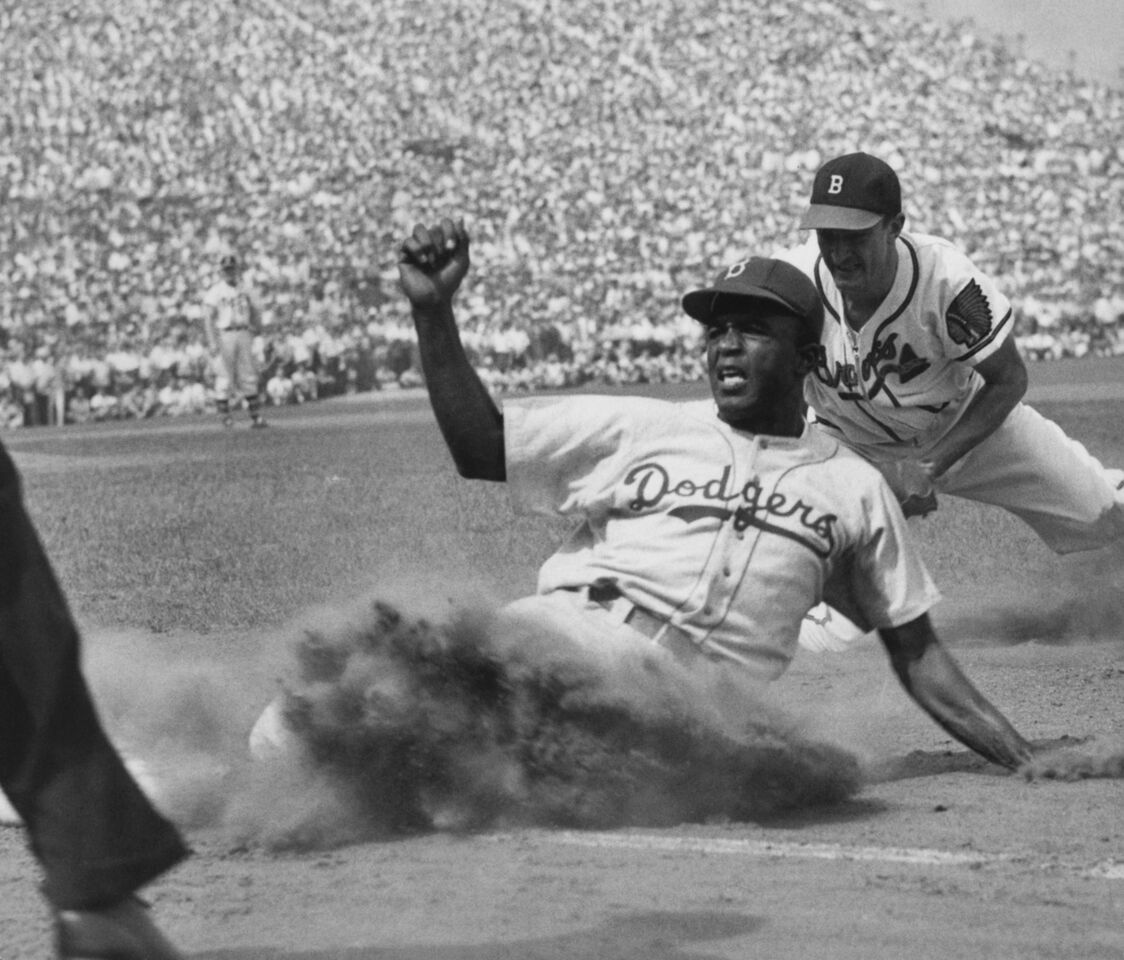 the importance of jackie robinson Your legacy lives on, jackie april 15th, 2017 marks the 70th year in which jackie robinson broke major league baseball's color barrier, becoming the first african-american player in the.
