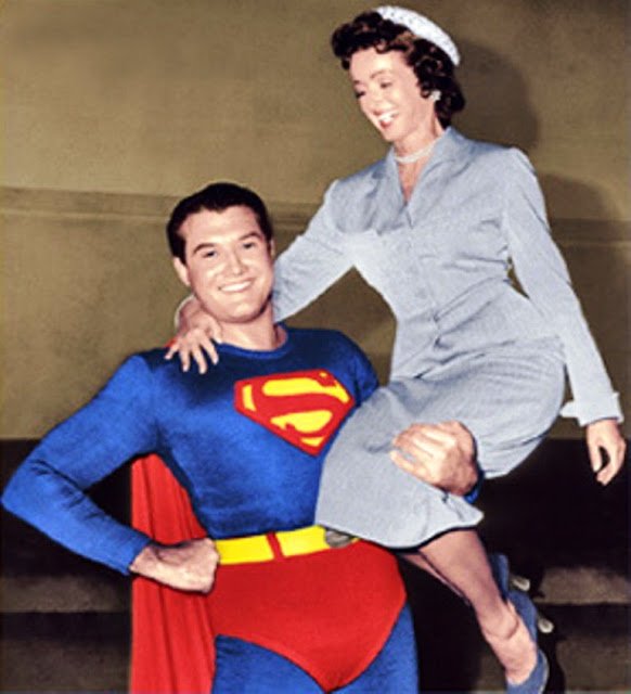 GEORGE REEVES SUPERMAN LOIS LANE 2