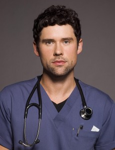 Benjamin Hollingsworth as Mario Savetti on the new CBS drama CODE BLACK, premiering, Wednesday, Sept. 30 (10:00-11:00 PM, ET/PT) on the CBS Television Network   Photo: Kurt Iswarienk/CBS  ©2015 CBS Broadcasting, Inc. All Rights Reserved