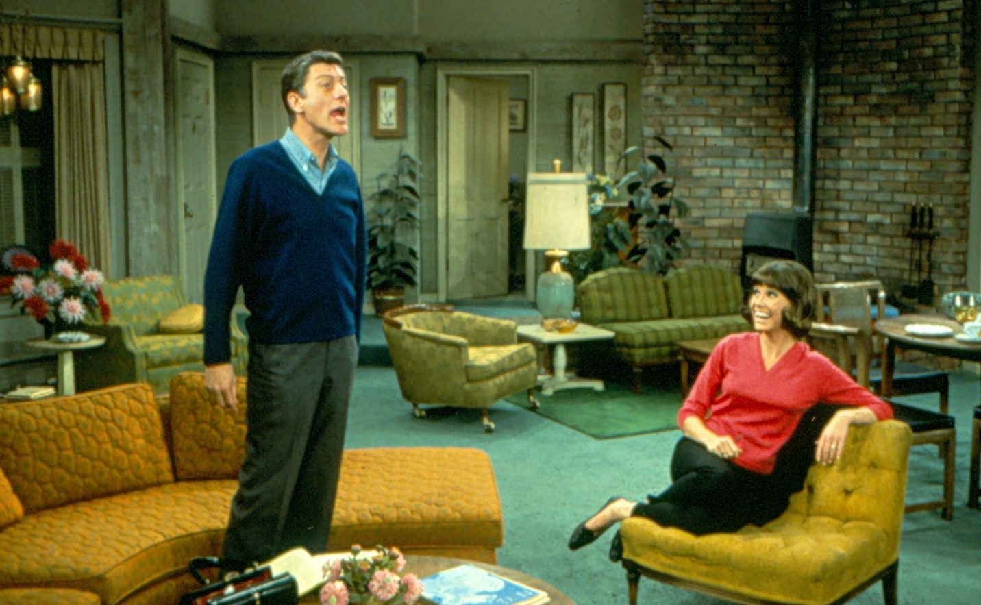 It S A Christmas Miracle As Cbs Airs The Dick Van Dyke