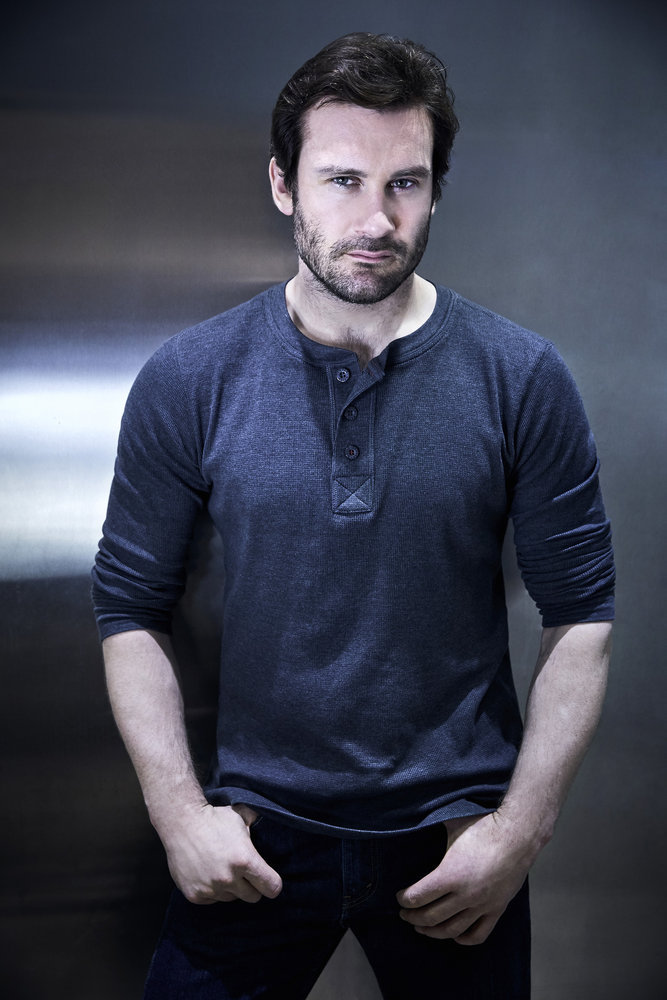 TAKEN -- Season: 1 -- Pictured: Clive Standen as Bryan Mills -- (Photo by: Jeff Riedel/NBC)
