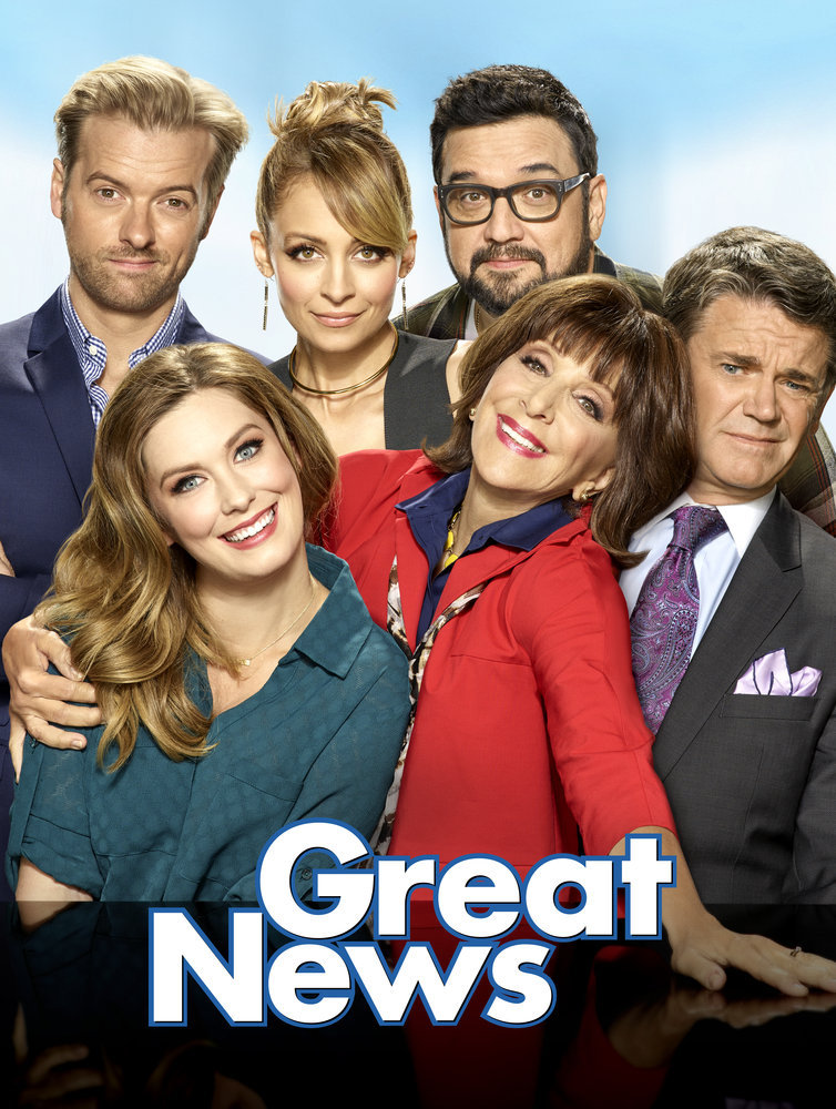 "GREAT NEWS -- Pictured: ""Great News"" Key Art -- (Photo by: NBC)"