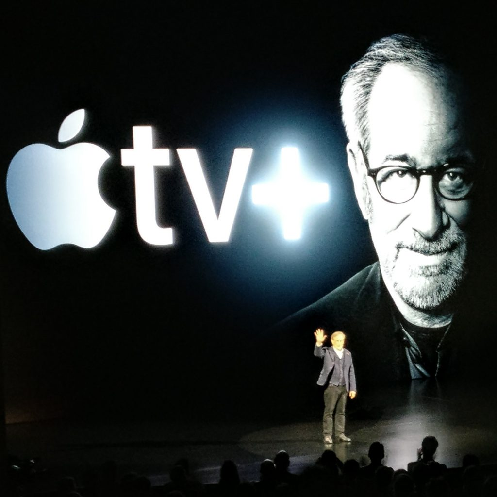 Oprah, Spielberg and Big Bird all coming to Apple TV+ – brioux tv