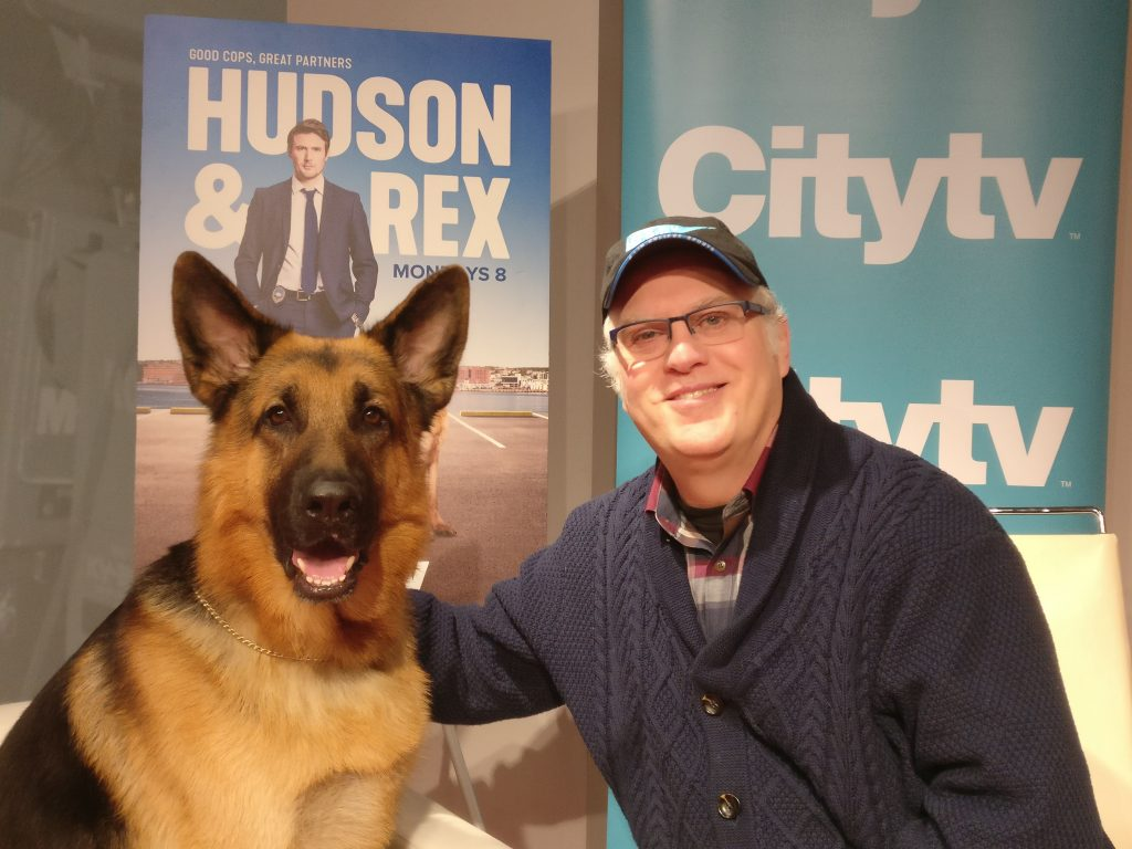 VIDEO: Three questions with Diesel from Hudson & Rex