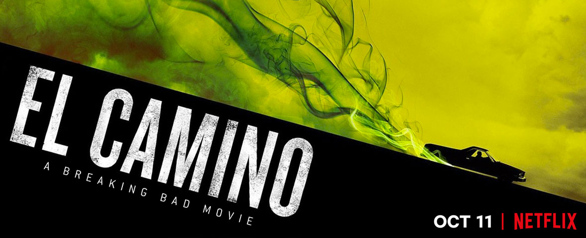 El Camino: a sweet ride for fans of Breaking Bad