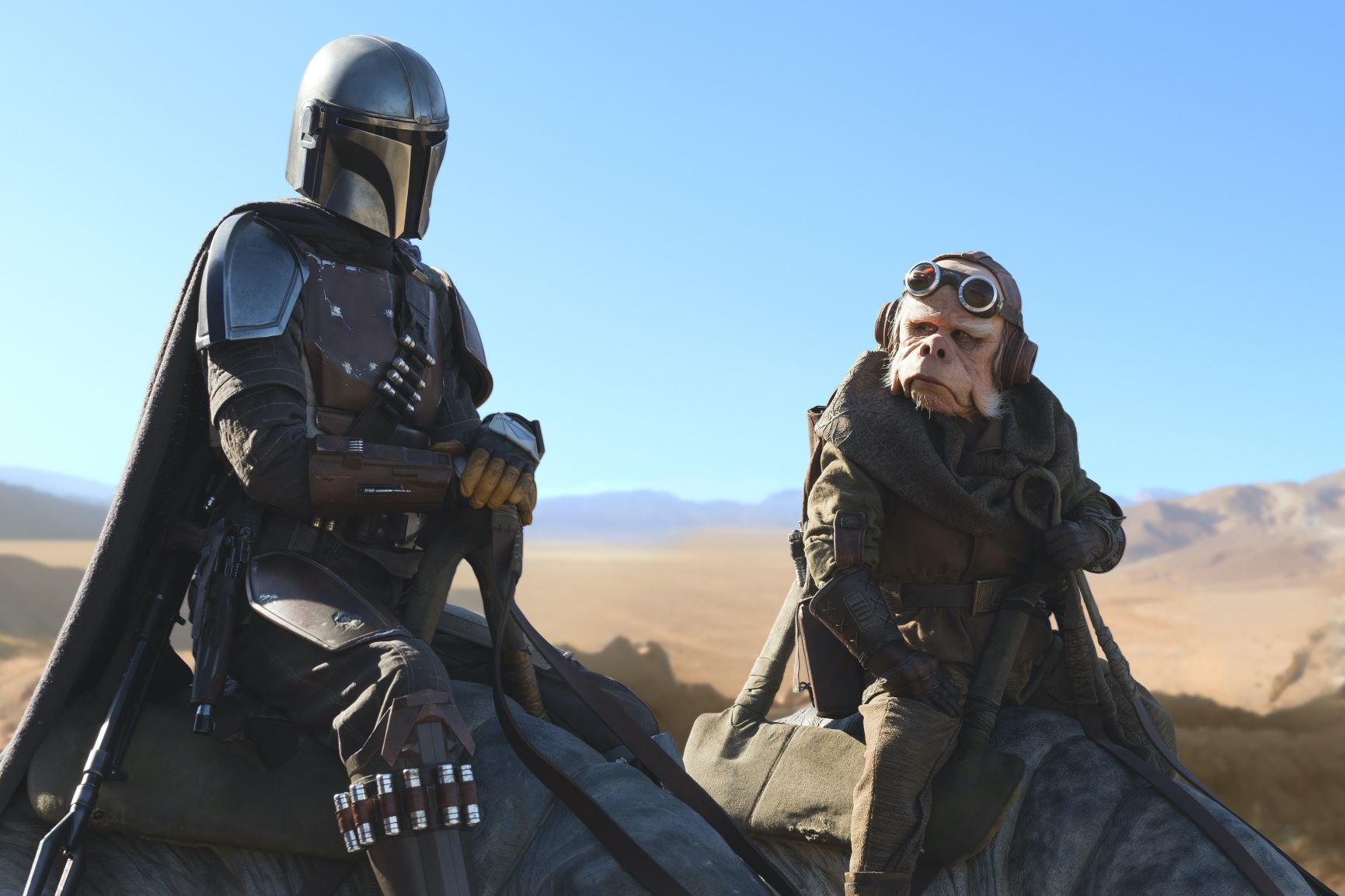 The Mandalorian re-sets the Star Wars series back to its roots