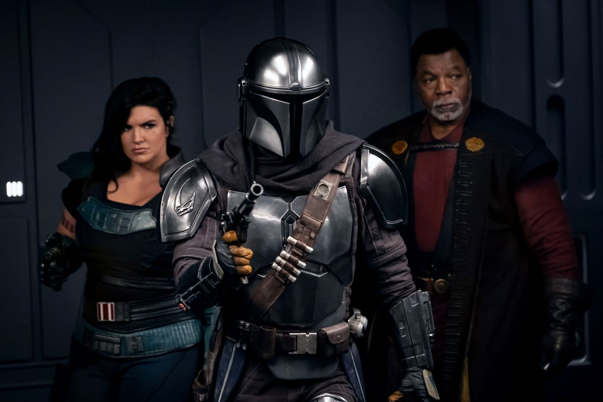 First look at Season Two of The Mandalorian