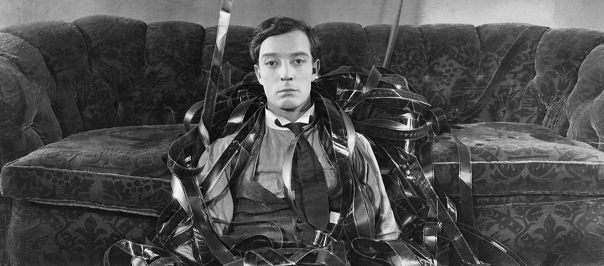 Buster Keaton rides again — onto Star Trek: Discovery
